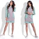 wholesale Dresses: Dress, hood, pockets, producer, mocca