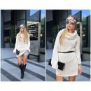 Großhandel Fashion & Accessoires: Boho Pullover, Golf, Qualität, Produzent, beige