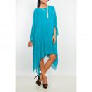 Chiffon dress,  airy, summer, sea, uni