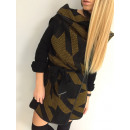 ingrosso Cinture: modello cappotto  Swetrowy, unisize, cintura, giall