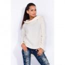 wholesale Coats & Jackets: Sweatshirt with a collar, fleece, high quality, ec