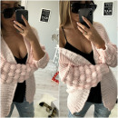 wholesale Fashion & Apparel: Sweater, cape,  bomber, producer, salmon