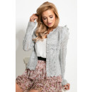 wholesale Pullover & Sweatshirts: Openwork cardigan, sweater, cape, quality, colors