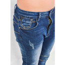 wholesale Jeanswear: Pants, jeans, low step, tubes, pockets