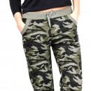 groothandel Sportkleding: Joggingbroek,  camouflage, zakken, maten