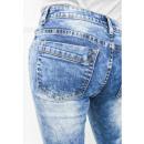 ingrosso Jeans: Pantaloni, allo  strappo, tasche, jeans