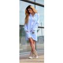 Hoodie, jas, hoge kwaliteit, blauw