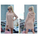 wholesale Fashion & Apparel: Tunic with a hood, producer, colors
