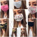 Großhandel Drogerie & Kosmetik: 10x Maske Baumwolle Streetwear MIX ...