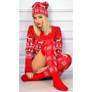wholesale Stockings & Socks: long socks,  Christmas, producer, red