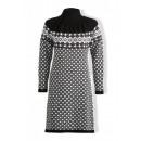 wholesale Fashion & Apparel: Jacquard dress,  producer, golf, black