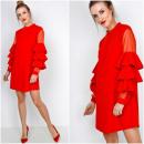 Großhandel Kleider: Kleid, glatt, geschwollen, Farben