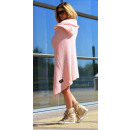 wholesale Fashion & Mode: Hoodie, thick cardigan, boho, pink