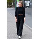 wholesale Trousers: Pants expanded,  blogger, producer, Black