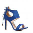 wholesale Shoes: Shoes footwear summer pin heel blue