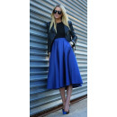 wholesale Fashion & Mode: Foam skirt, midi, broad, Chabrowa