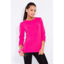 Großhandel Hemden & Blusen: Bluse, klassisch, einfach, Qualität, S / M, Amaran