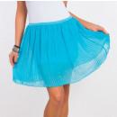 Großhandel Röcke: Minirock plissiert, Qualität, Minze, ...