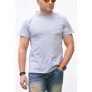 ingrosso T-shirts & Tops: T-Shirt classica,  produttore, di qualità, grigio