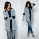 wholesale Shirts & Blouses: Tunic, sweater, quality, producer, gray