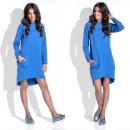 Großhandel Kleider: Kleid, Kapuze, Taschen, Qualität, Kornblume