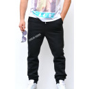 Großhandel Sportbekleidung: Klassische Hosen, Jogginghose, Hersteller, schwarz