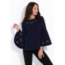 Großhandel Hemden & Blusen: Bluse, Stickerei, Volant, Qualität, Produzent, Gra