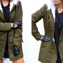 wholesale Coats & Jackets: Jacket, coat, hood, quality, khaki