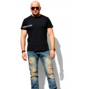 wholesale Shirts & Tops: T-Shirt slim,  manufacturer, quality, black