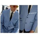 Großhandel Mäntel & Jacken: LEONI blaue Jacke, polnische Hersteller