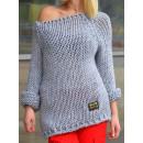 maglione italiano, punto di spessore, di alta qual