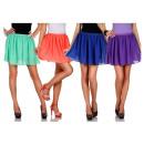 Großhandel Röcke: Minirock,  empfindlich,  Sommer, lila, ...