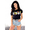wholesale Children's and baby clothing: T-Shirt , Disney , quality, black