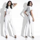 Großhandel Hosen: Der Anzug, elegant, Qualität, Bogen, ecru