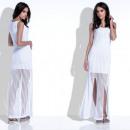 ingrosso Intimo: vestito Openwork,  maxi sottoveste, qualità, bianco