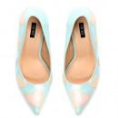 wholesale Shoes: Shoes, heels, high heels, lips, blue