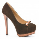 Zapatos de tacón  alto, alto,  zapatos de tacón ...
