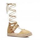 FOOTWEAR SHOES SANDALS Roman women BEIGE