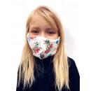 Großhandel Drogerie & Kosmetik: 10x Kindergesichtsmaske Baumwolle