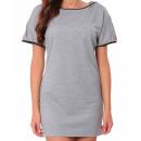 Großhandel Kleider: Kleid mit Kapuze und Reißverschluss, ...
