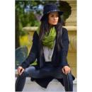 wholesale Fashion & Mode: Long sweater coat,  bedspread, black, unisize