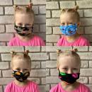 10x masque facial Wigofil pour enfants