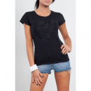 wholesale Shirts & Tops: T-Shirt lace  heart, high quality, unisize