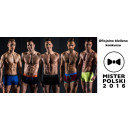 Heren boxers, slips, 3-pack, mix kleuren, M