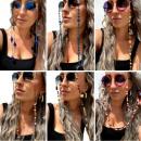 grossiste Chaines: Chaîne à lunettes, perles, couleurs, bricolage