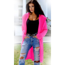 wholesale Coats & Jackets: Sweater with a hood, coat, high quality, neon