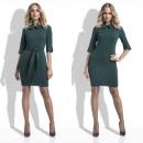 Großhandel Kleider: Kleid, weiblich,  Qualität, Hersteller, grün