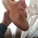 Shoes, sneakers, spring, quality, powder pink