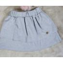 wholesale Skirts: Skirt, ruffle,  manufacturer, quality, gray