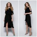 Dress, cut,  producer, quality, black